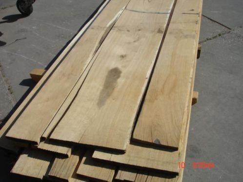 Eiken houten planken geschaaft houthandelaren.nl